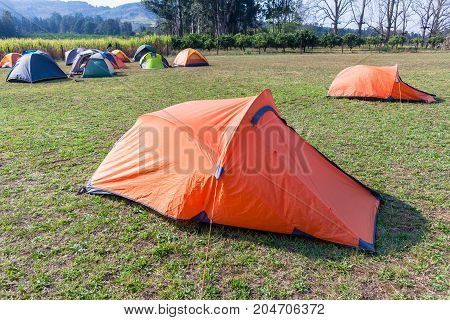 Camping Tents Dozen Outdoors
