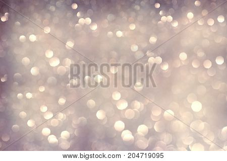 abstract bokeh background shining lights holiday sparkling atmosphere celebration ambient