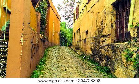 Beco vintage no Brasil - Brazilian vintage Alley
