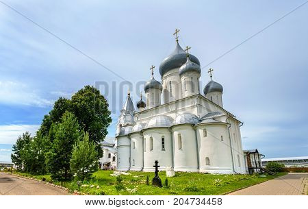 Nikitsky monastery in Pereslavl-Zalessky - Yaroslavl region, the Golden Ring of Russia