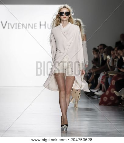 Vivienne Hu Spring/summer 2018