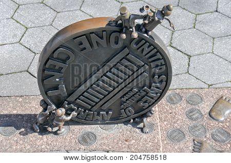 Rockefeller Park - New York City