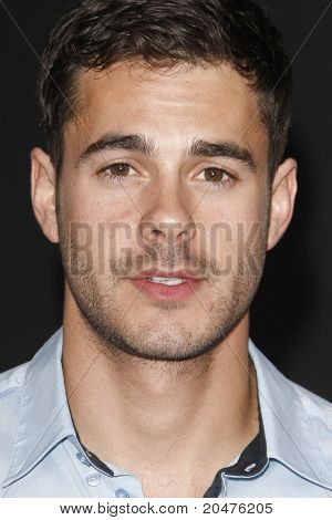 LOS ANGELES - APR 21:  Jayson Blair arriving at the