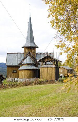 Hedal Stavkirke, Norway