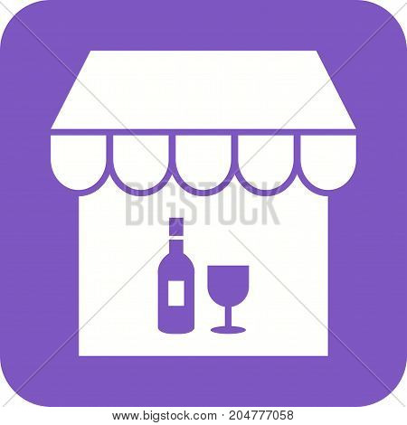 Bar, cafe, interior icon vector image. Can also be used for Cafe and Bar. Suitable for use on web apps, mobile apps and print media