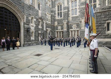 United States Military Academy (usma)