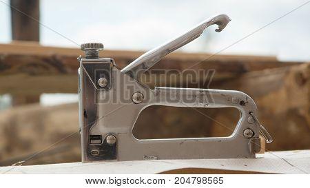 Construction Stapler