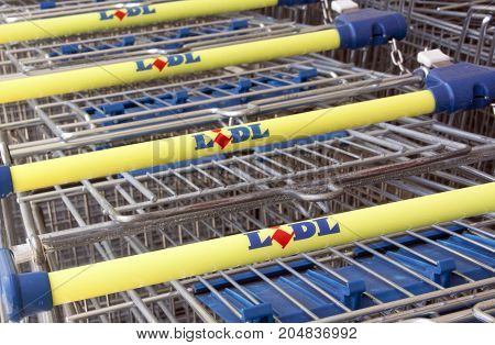 Idl Shopping Carts