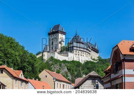 Royal Castle Karlstejn.