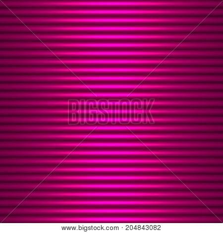Pink abstract background with strips. The idea for the business card