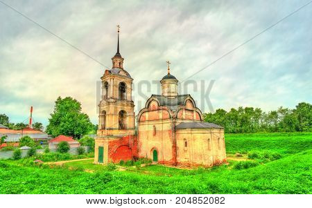 Church of Ascension in Rostov, the Golden Ring of Russia