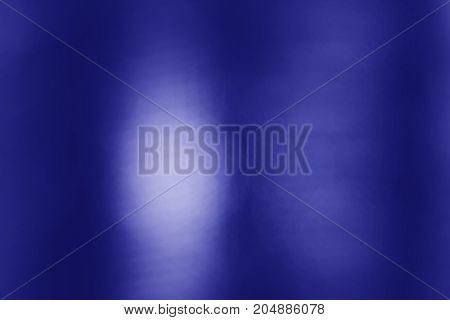 The Blurred Blue And White Hexagonal  Background