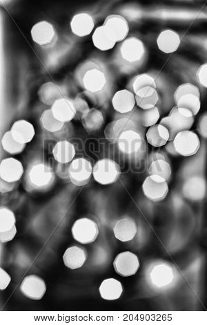 Background of a colorful bokeh luxury abstract