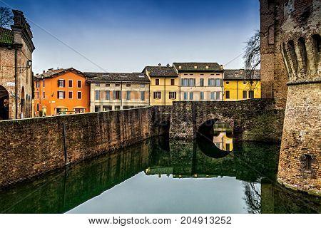 Fontanellato, Emilia Romagna, Italy.