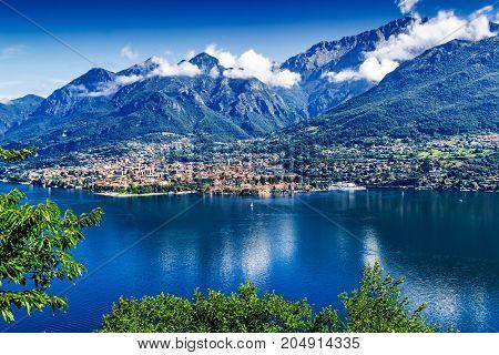 Mandello Del Lario, Como Lake Italy