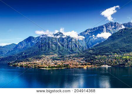 Como Lake Italy.