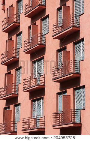 Generic Residential Balcony