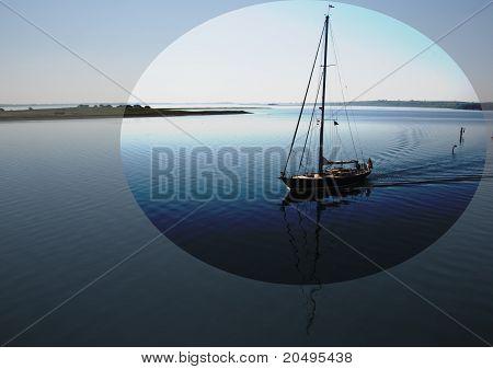 sejlbåd, Danmark