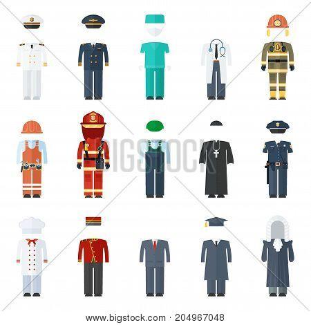 Uniform Man Set
