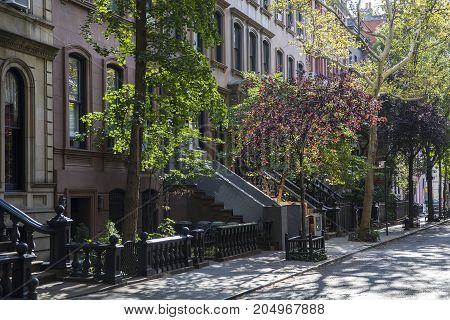 Carrie Bradshaw's Apartment From Sex And City, New York