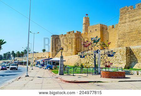 Attractions At Ribat Fortress, Monastir