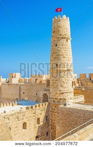 The Beauty Of Medieval Ribat, Monastir