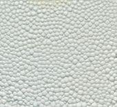 White Styrofoam Texture. White styrofoam balls background. Close shot. Safe packaging for fragile items. Detailed background of white styrofoam material poster