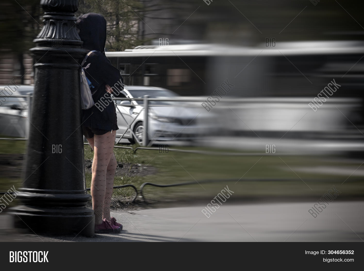 Girl Prostitute Costs Image & Photo (Free Trial) | Bigstock