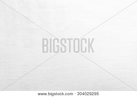 White Plywood Textured Wooden Background.