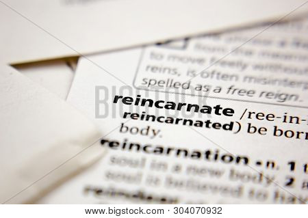 Word Or Phrase Reincarnate In A Dictionary.