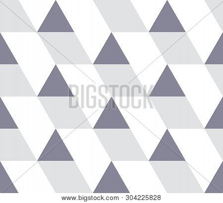 Triangular Background. Seamless Geometric Pattern. Seamless Abstract Triangle Geometrical Background