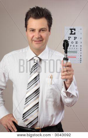 Eye Test, Eye Doctor Ophthalmologist