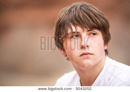 Natural Teen Portrait