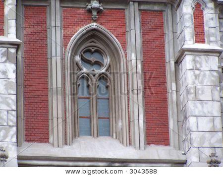 Restored Church Window