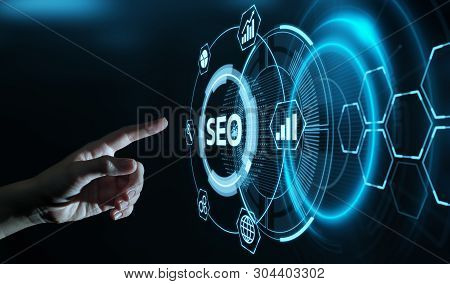 Seo Search Engine Optimization Marketing Ranking Traffic