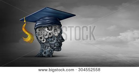 Concept Of Business Education And Work Skills Or Career Skill Idea And Corporate Training As A 3d Il