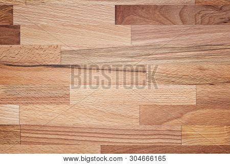Laminated wooden flooring texture background