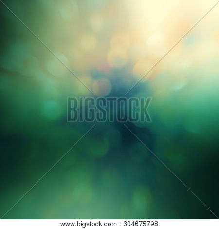 Colorful Background Or Green Background Of Gradient Smooth Background Texture On Elegant Rich Luxury