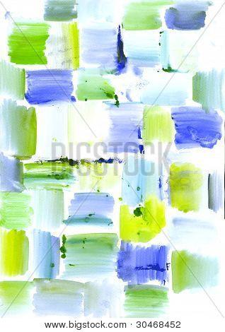 background blue original tetris