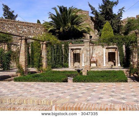 Alcazaba Garden