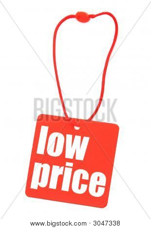 Tag With Low Price