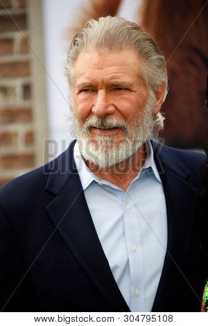 LOS ANGELES - JUN 2:  Harrison Ford at the