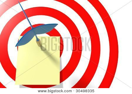 Target And Paper For Your Text