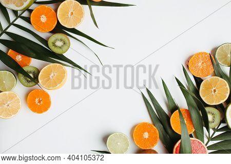 Summer Holidays, Resort Vacation, Exotic Fruits