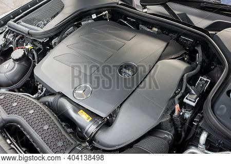 Mercedes-benz E-class 2020 Engine