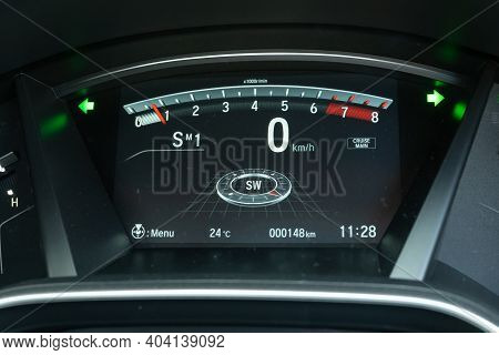 Honda Cr-v 2020 Dashboard