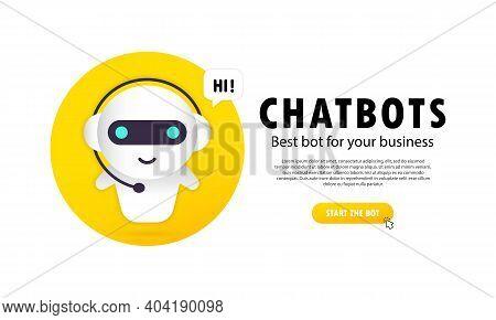 Chatbot Banner. Support Automated Technologies. Chatbot Development Platform, Chatbot Virtual Assist