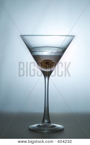 Single Martini