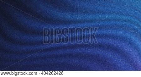 Wavy Background Glitter Luxury Background, Blue, Blue Glitter
