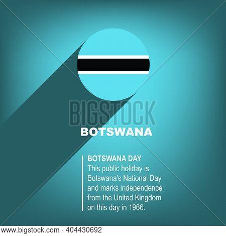 National Holiday In Botswana - Botswana Day